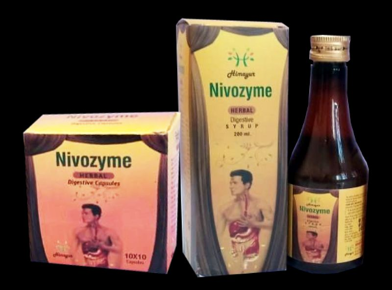 Nivozyme Enzyme Syrup