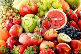 Fresh Assorted Fruits