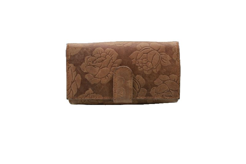 Floral Ladies Wallet