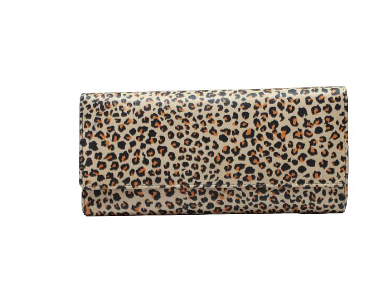 Cheetah Print Ladies Wallet