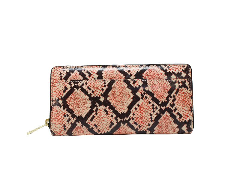 Snake Print Ladies Wallet