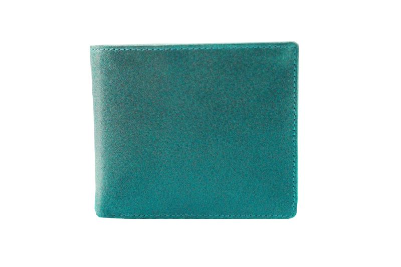 Aqua Green Hunter Wallet