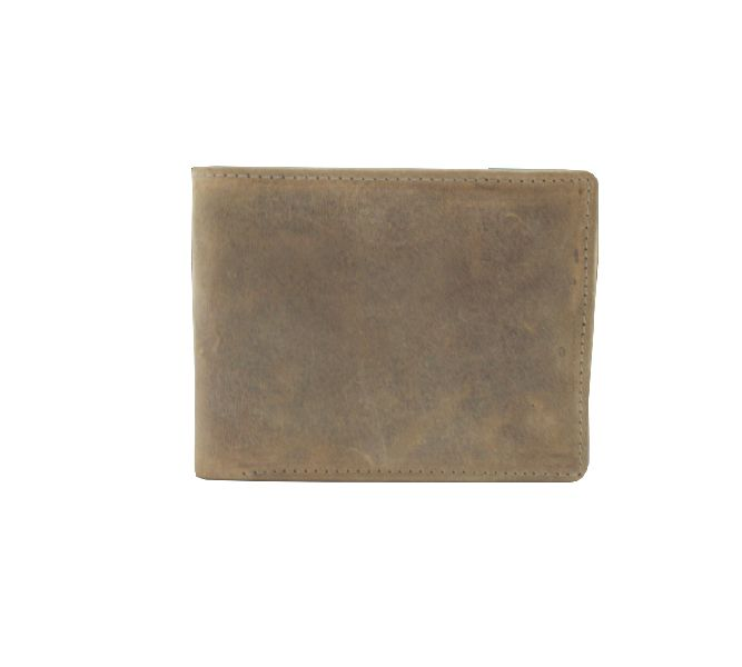 Naked Hunter Wallet Beige