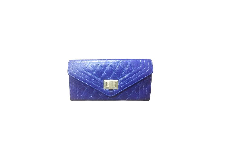 Quilted Ladies Wallet