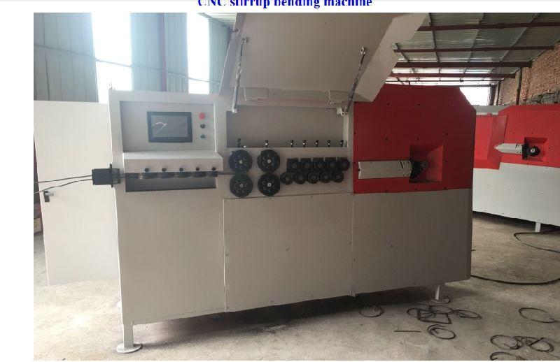 CNC Stirrup Bending Machine