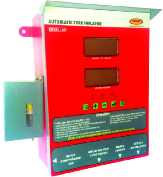 Automatic Tyre Inflator for Trucks