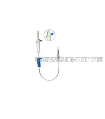 Infusion Set with Air Vent with Medicine Filter
