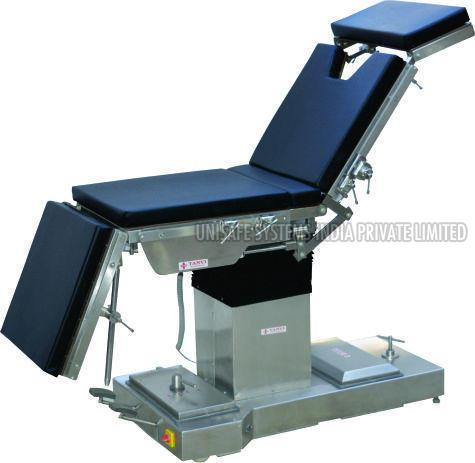 Electro Hydraulic Operation Table