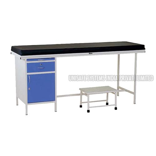 Hospital Examination Table with Drawer