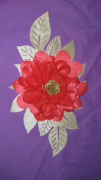 Fabric Fancy Flower