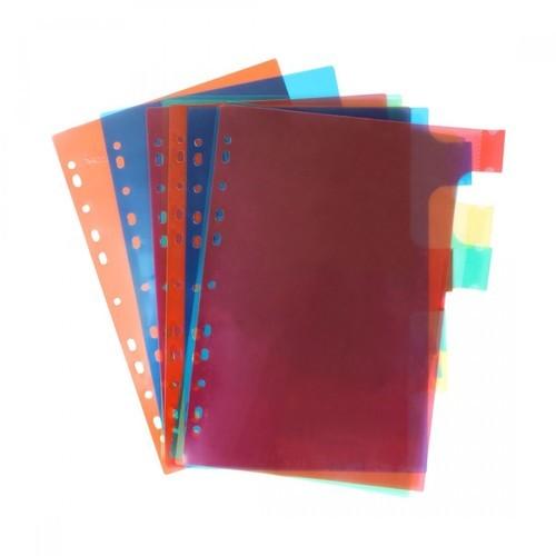Colored File Separator