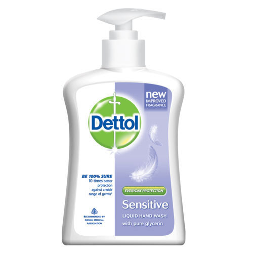 Dettol Sensitive Liquid Hand Wash