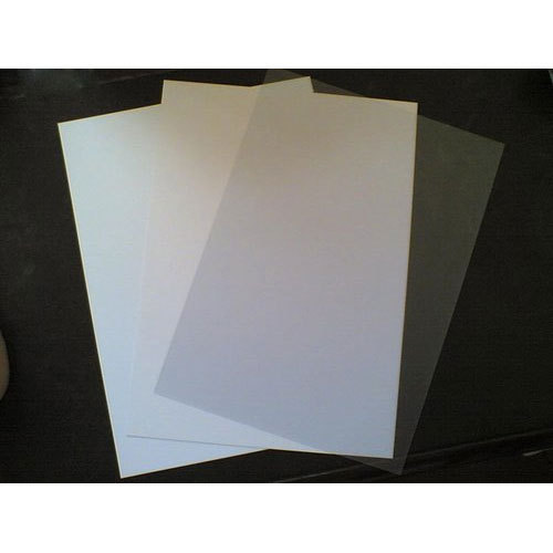 Transparent Sheets