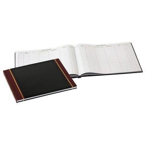 Visitors Register Notebook