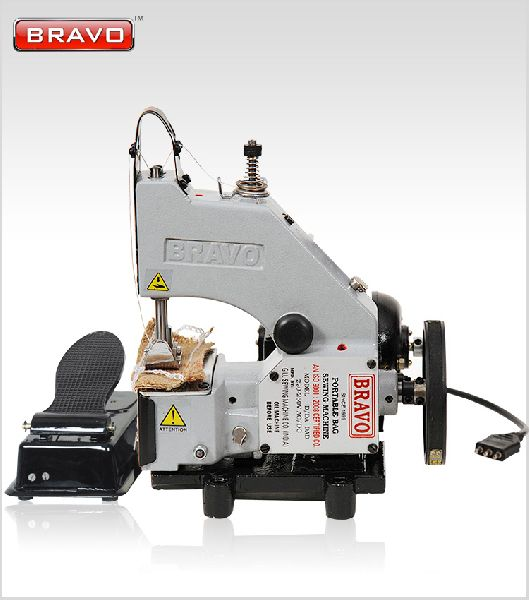 DR Single Needle Portable Bag Closer Machine