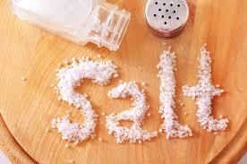 Fluoridated Salt