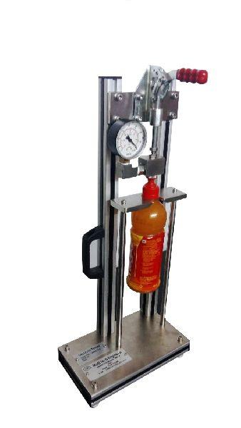 Hot Filled Juice Bottle Vacuum Tester