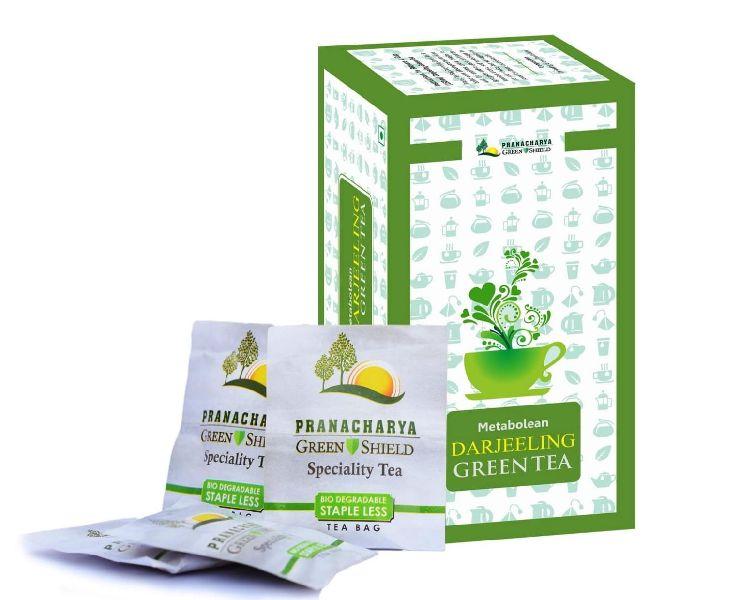 Darjeeling Green Tea Bag