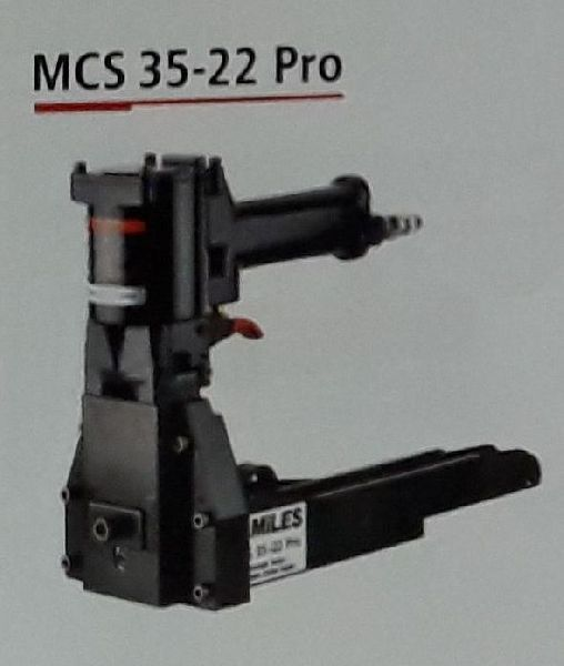 MCS 35-22 Pro Pneumatic Tacker