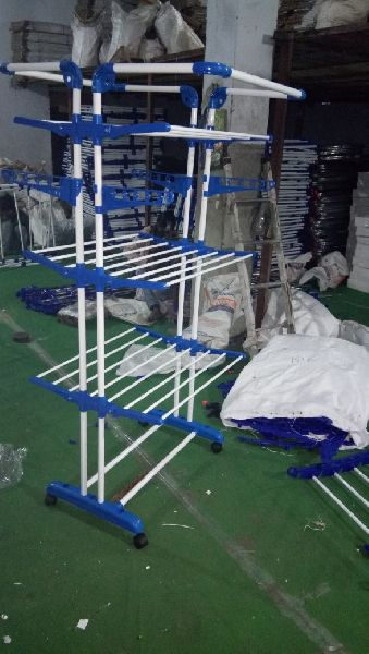 King Jumbo PVC Drying Stand
