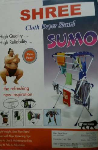 Sumo PVC Drying Stand