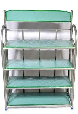 Wooden Shelf Shoe Rack