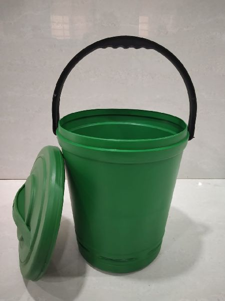 Lidded Dustbin (20 Ltr.)