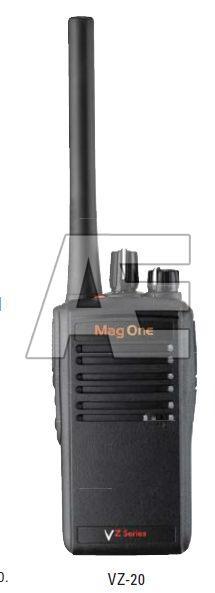 VZ-20/28 Portable Radio