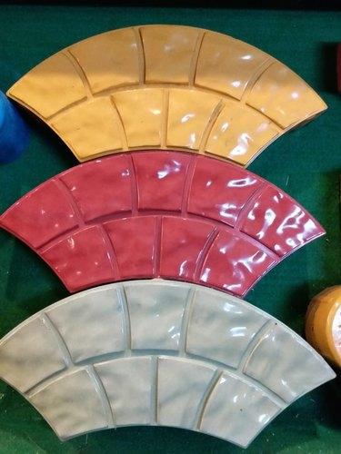 Rainbow Paver Block Mould