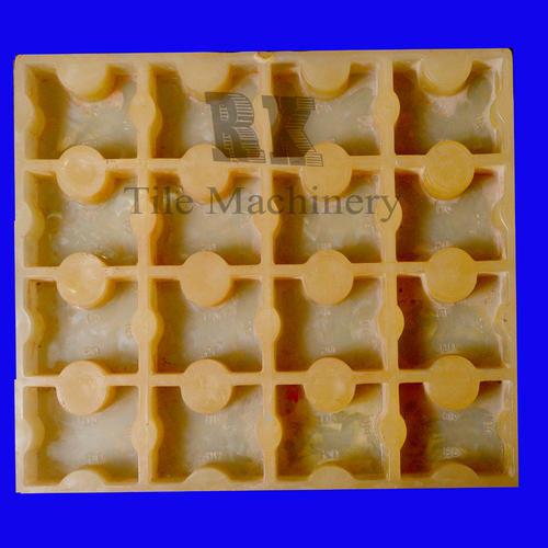 PVC Cover Block Mould