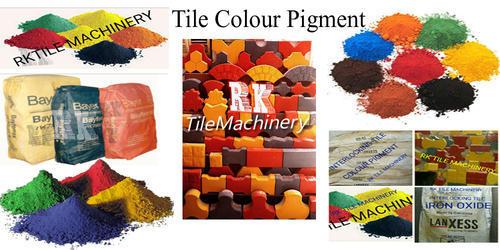 Tile Color Pigments
