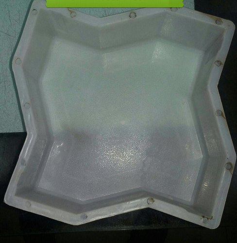Star Paver Block Mould