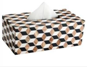 Horn Bone Tissue Paper Boxes
