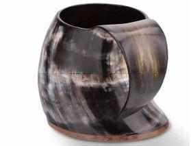 Horn Drinking Mugs