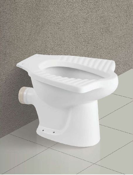 Anglo Indian P Type Toilet Seat