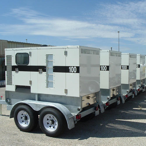 Commercial Generator Rental Services