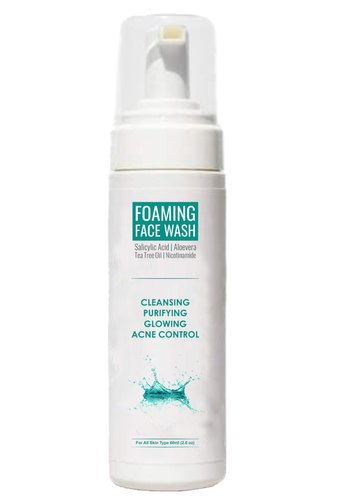 Anti Acne Foaming Face Wash