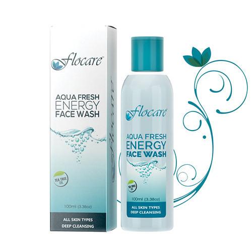Aqua Fresh Energy Face Wash