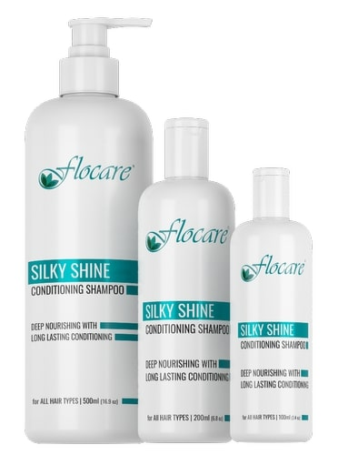 Silky Shine Conditioning Shampoo