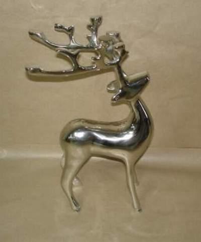 Aluminium Casted Deer Statues