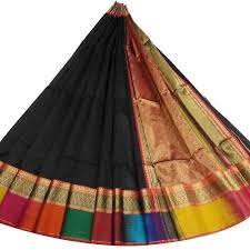 Maheshwari Silk Saree