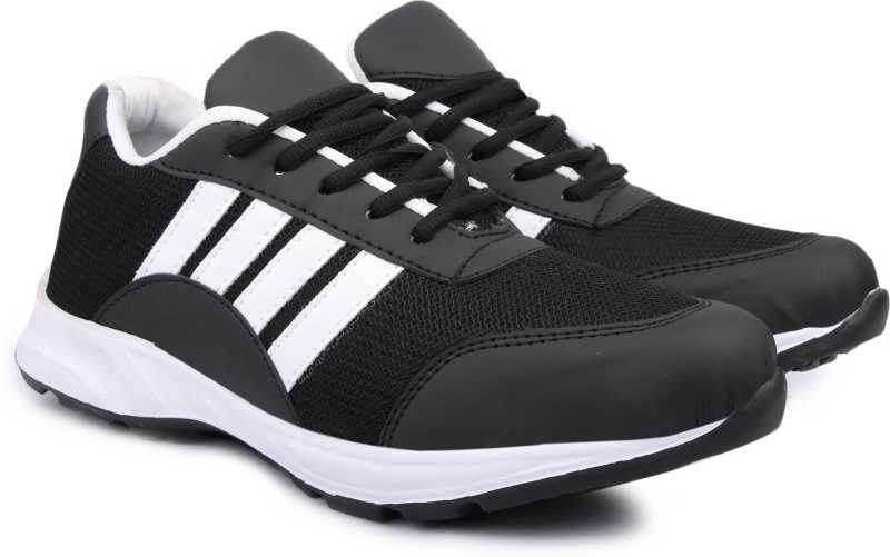 PW-1120-BW Mens Sports Shoes