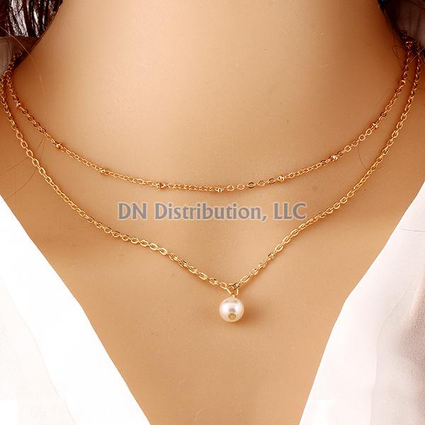 24K Gold Plated Necklace