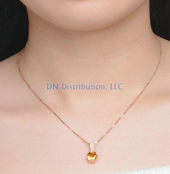 Rose Gold Plated Chain