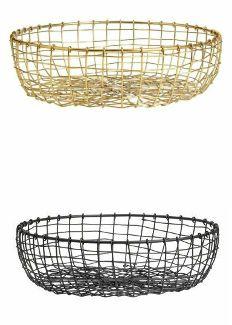 GI-015 Iron Wire Basket