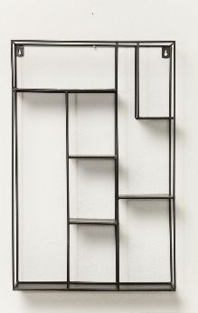 GI-02 Iron Wall Shelf