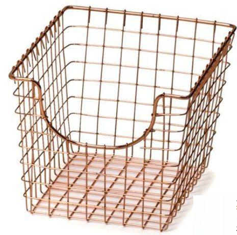 GI-034 Iron Wire Basket