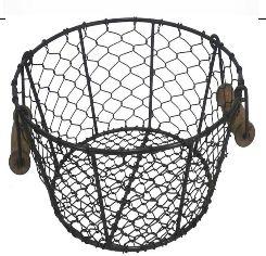 GI-07 Iron Wire Basket