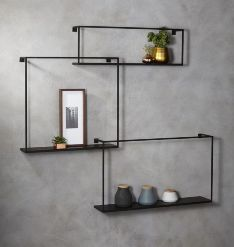 GI-11 Iron Wall Shelf
