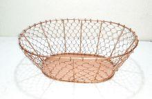 GI-124 Iron Wire Basket